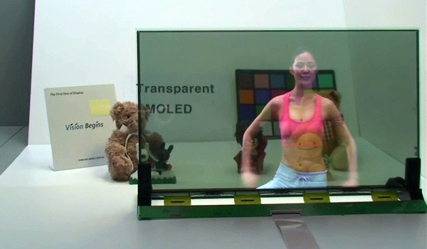 Samsung Transparent