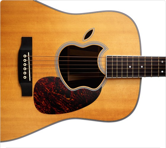 Apple Guitare