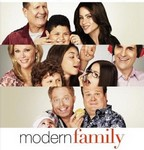 Modern Family logo Série TV   Modern Family
