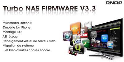 Qnap Firmware 3.3