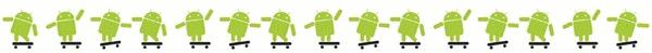 ruban android bande