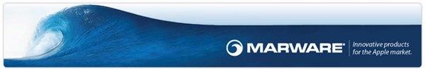 Logo Marware Housse Etui
