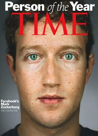 Facebook Personne de l'année