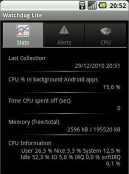 Watchdog Comment accélérer Android ?