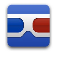 Logo application de Google - Goggles