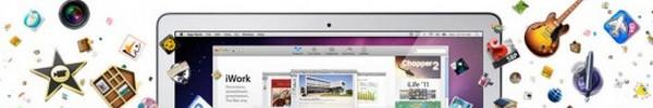 Bandeau Mac App Store