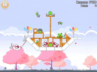 Angry Birds Valentin Image 4