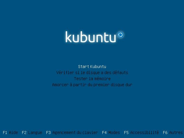 4 15 minutes pour installer GNU Linux!!