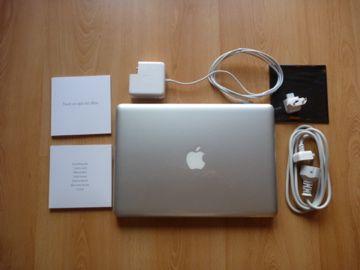 Contenu MacBook Pro