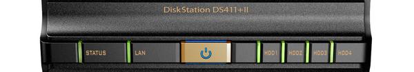 bandeau DS411+II