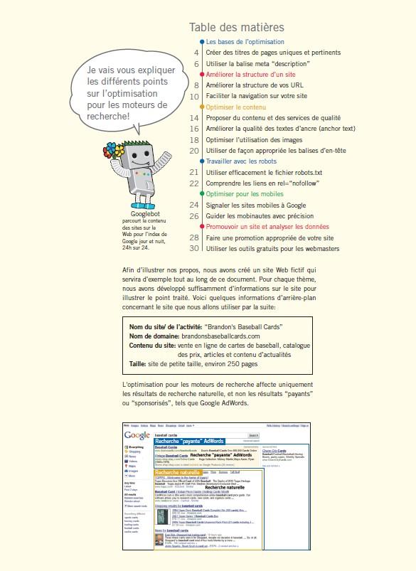 extrait guide SEO Guide SEO pour les nuls