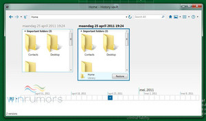 History Vault Windows 8 Quoi de neuf dans Windows 8 ?