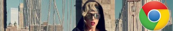 Lady Gaga Chrome