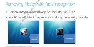 reconnaissance faciale Windows 8 Quoi de neuf dans Windows 8 ?
