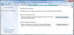reinitialisation systeme windows 8 Quoi de neuf dans Windows 8 ?