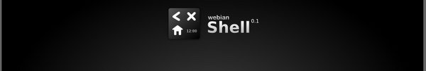 webian shell bandeau Webian Shell   Une alternative à Chrome OS ?