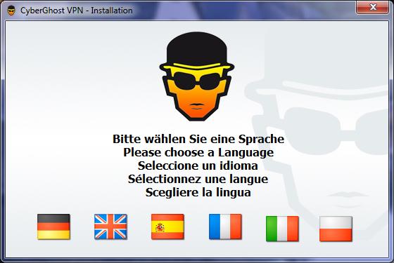 CyberGhost Install CyberGhost vous offre un VPN gratuit