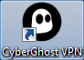 CyberGhost icone