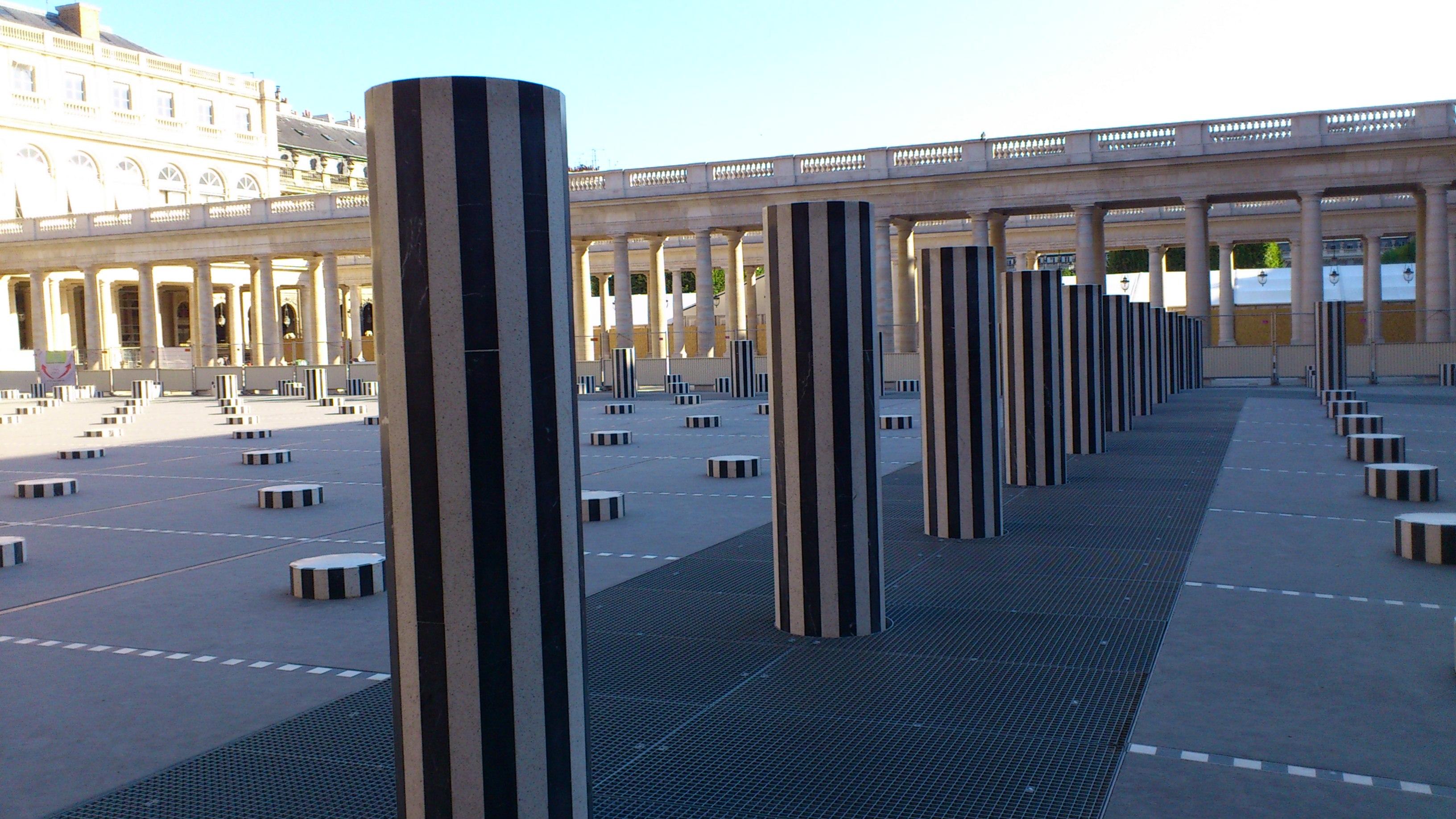 Cour d'honneur du Palais Royal XPERIA ARC