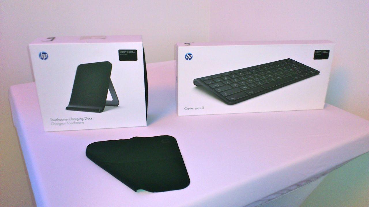 Accessoires pour le HP PALM TouchPad