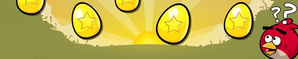 Golden eggs Angry Birds et les Oeufs d'Or…