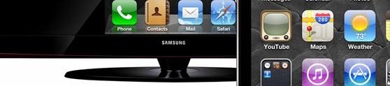 bandeau iPhone et ecran Comment activer le miroir vidéo sur liPhone 4, iPod touch 4G et iPad 1