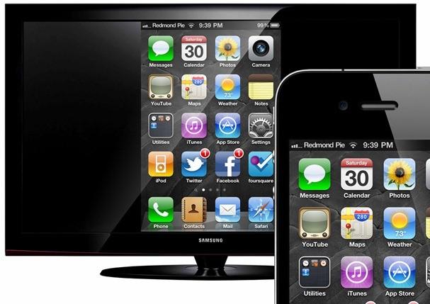iPhone et ecran Comment activer le miroir vidéo sur liPhone 4, iPod touch 4G et iPad 1