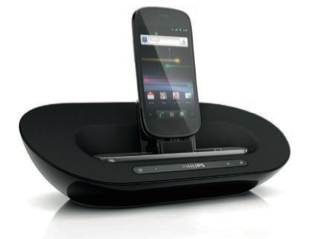 Station accueil Philips Fidelio AS351 Android Première station daccueil pour Android