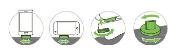 connecteur philips android Première station daccueil pour Android