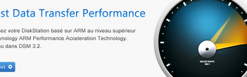 performance synology