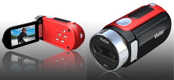 vivitar dvr 790hd Filmez en 3D pour moins de 100$