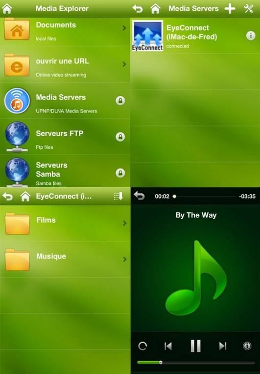 AcePlayer sur iPhone Le lecteur multimédia ultime pour iPhone, iPod et iPad ?
