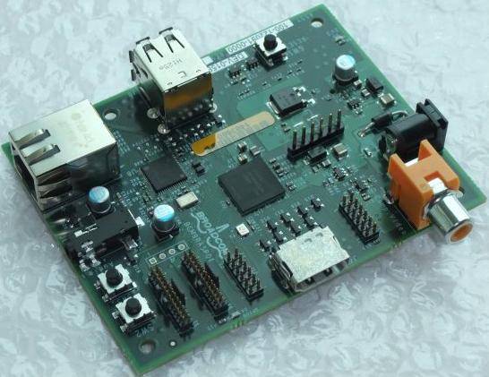 Raspberry Pi Problème de fabrication du Raspberry Pi
