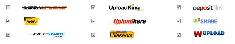 alternatives Megaupload