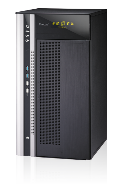 NAS THECUS N10850 Les TopTowers arrivent chez Thecus