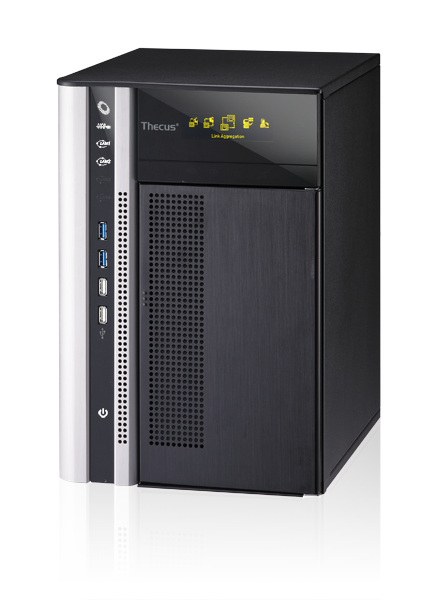 NAS THECUS N6850 Les TopTowers arrivent chez Thecus