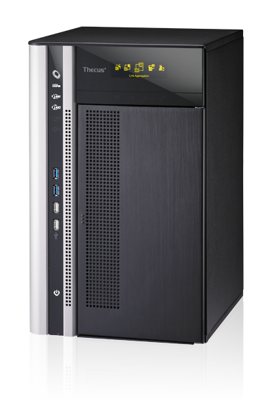 NAS THECUS N8850 Les TopTowers arrivent chez Thecus