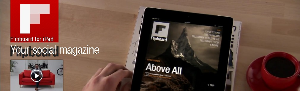 Flipboard Flipboard pour Android enfin disponible