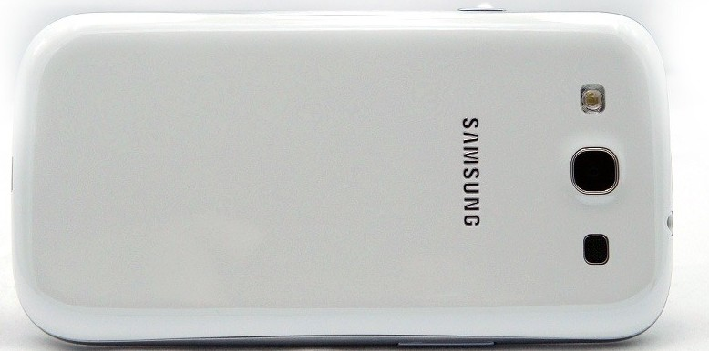 Galaxy S3 blanc dos Galaxy SIII enfin dévoilé