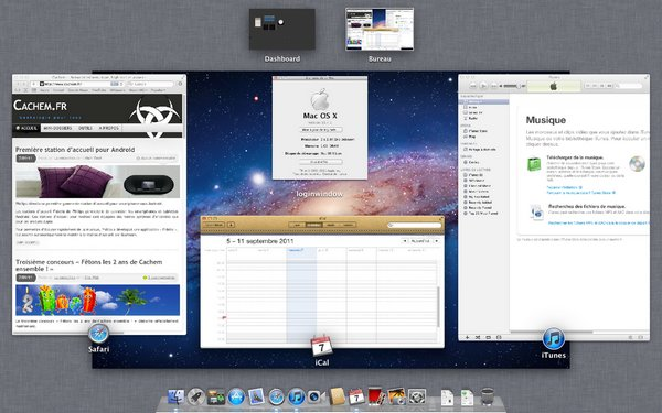 Mac OS X Lion WMware VMware – Mac OS X Lion sur votre PC (Windows)