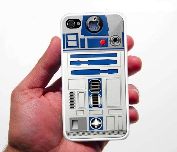 Une coque R2 D2 pour iPhone