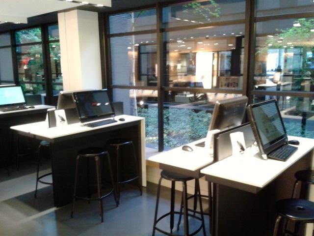 Visite du free center de paris cachem - Livraison troyes pizza ...