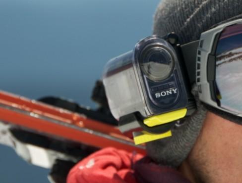 action camera sony Sony va lancer sa caméra embarquée