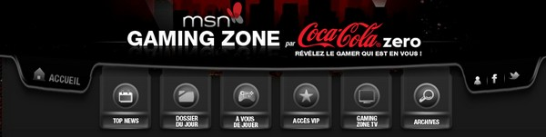 msn gaming zone coca cola
