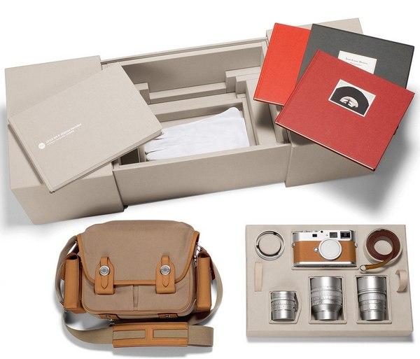 Leica M9 P 2 Leica M9 P « Edition Hermès »