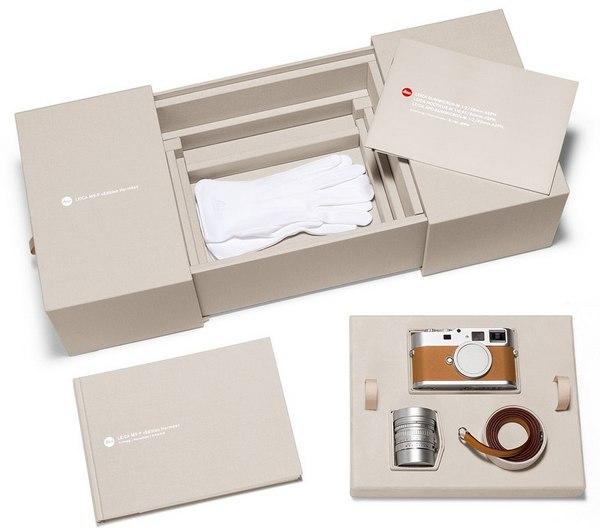 Leica M9 P Leica M9 P « Edition Hermès »