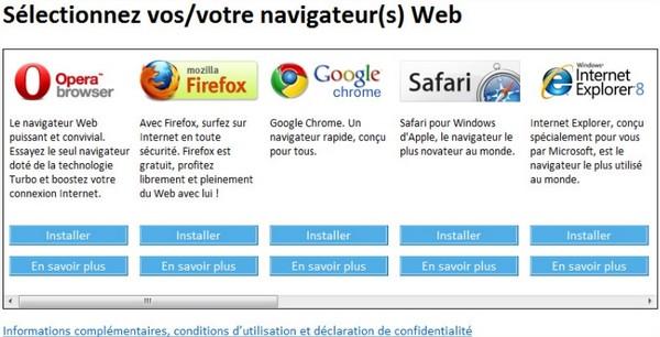 choix navigateur windows Choix du navigateur : amende de 7 milliards de dollars pour Microsoft