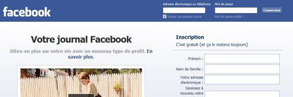 bandeau facebook Facebook   Faux profils, cours en chute, suspicion de fraude...