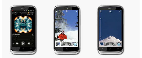bandeau htc desire x HTC Desire X, la relève ?