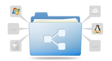 dsm 41 partage DiskStation Manager 4.1 débarque